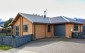 Original Timber House Plans