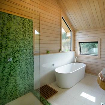 custom timber homes