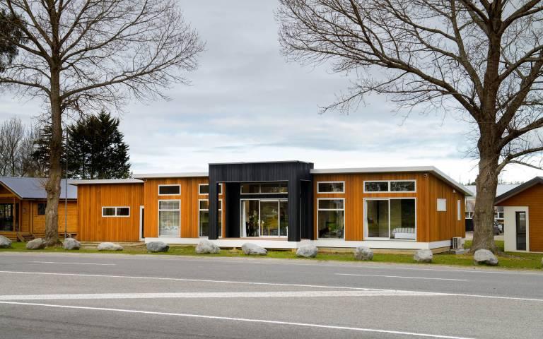 Christchurch showhome, the Nikau