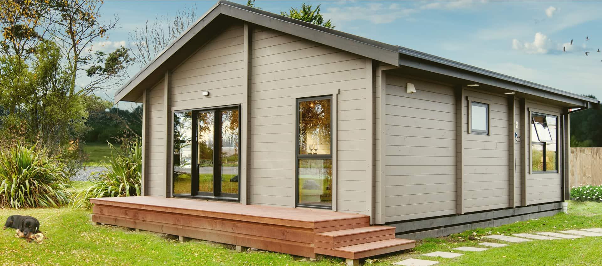 Christchurch Showhomes Granny Flat Tiny Home At Kainga