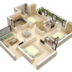 Building cost per sqm