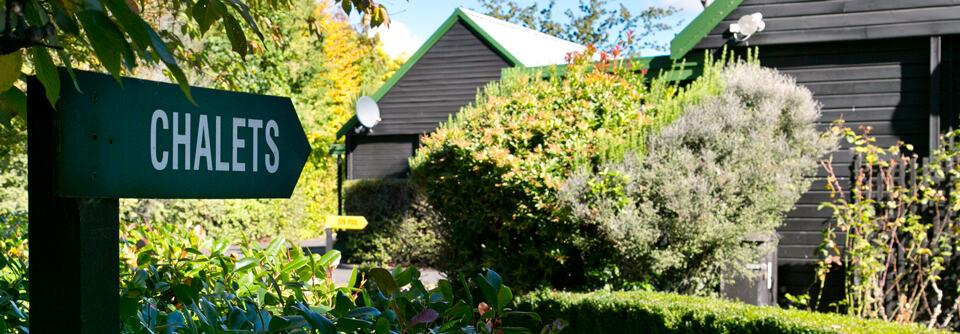Timber chalet designs, Tongariro Lodge