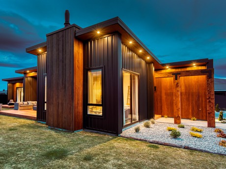 Custom kit homes with modern design Australia