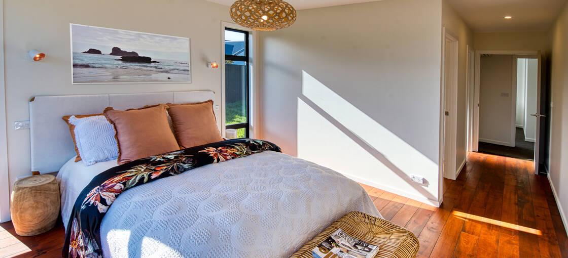 Timber floors home designs NZ