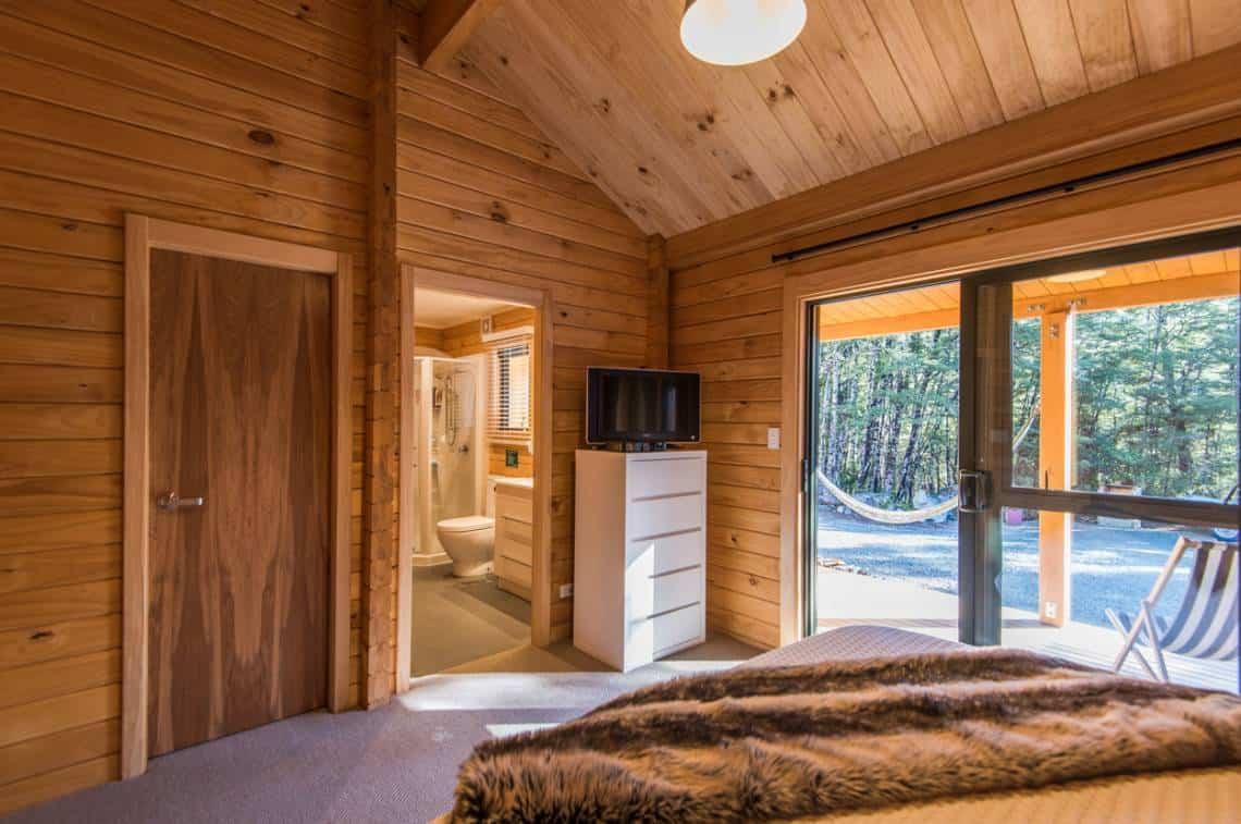 build a timber frame house