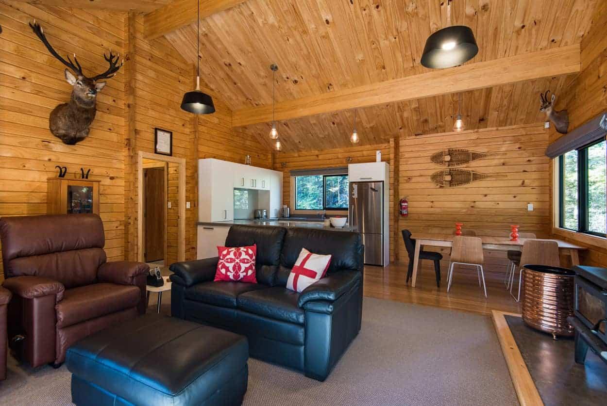 contemporary timber frame houses