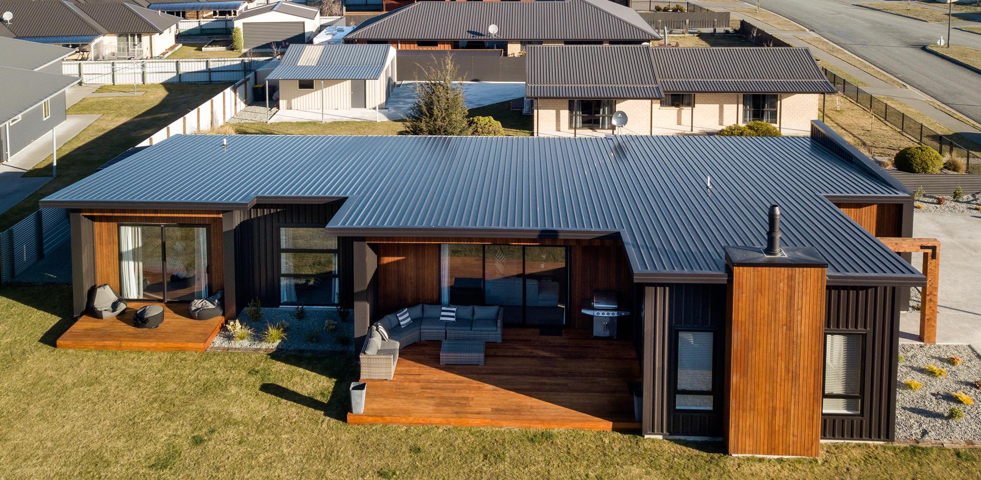 Modern residential home designs NZ